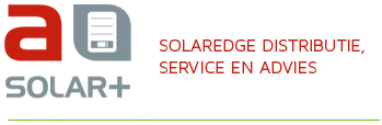 AliusEnergy - SolarEdge distributie, service en advies